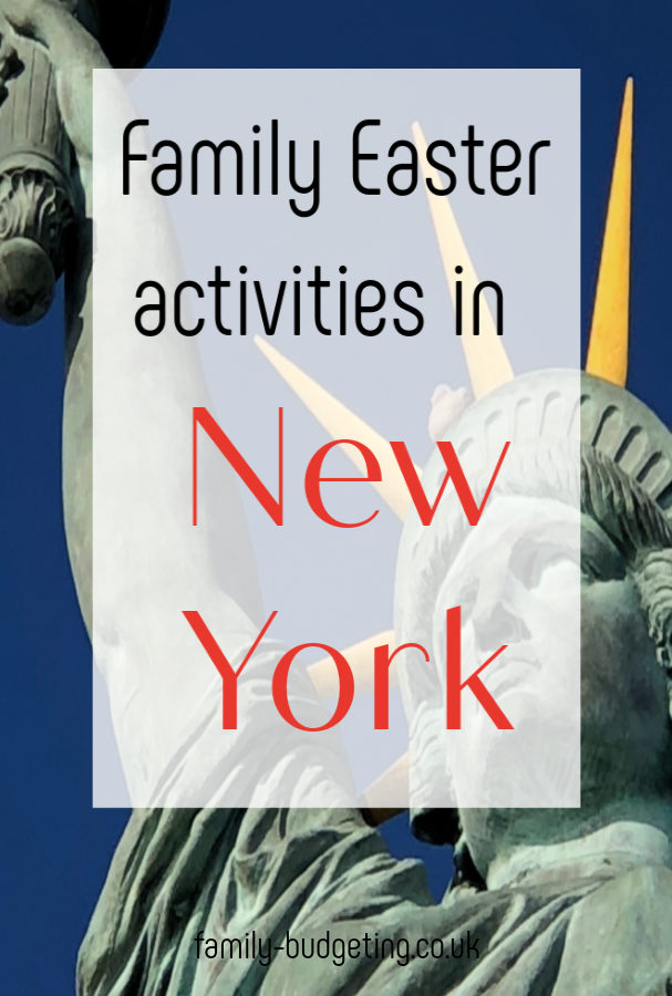 Family Easter Activities in New York